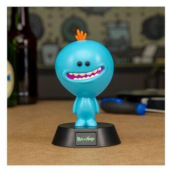Säihkyvät hahmot Rick & Morty - Mr Meeseeks