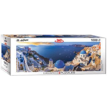 Puzzle Santorini Greece