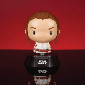 Säihkyvät hahmot Star Wars - Rey