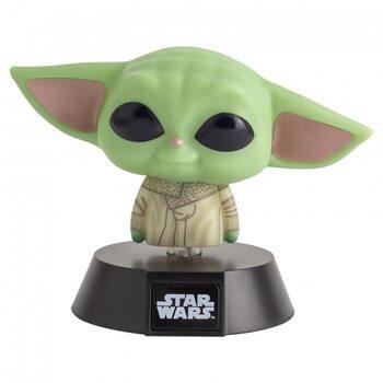 Säihkyvät hahmot Star Wars: The Mandalorian - The Child (Baby Yoda)