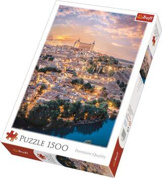 Puzzle Toledo, Spain