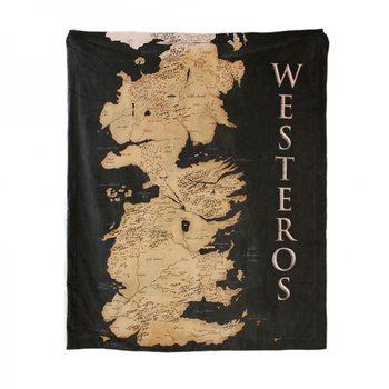 Viltti Game of Thrones - Westeros Map
