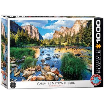 Puzzle Yosemite National Park