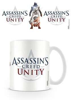 Muki Assassin's Creed Unity - Colour Logo