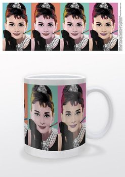 Audrey Hepburn - Pop Art Muki