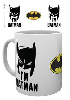 Batman Comic - I´m Batman Cowl Muki
