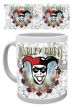 Batman Comics - Harley Quinn Muki