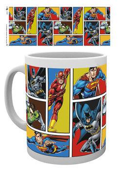 DC Comics - Justice League Grid Muki