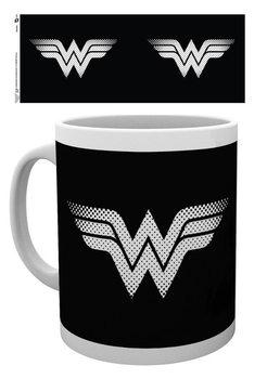 DC Comics - Wonder Woman monotone logo Muki