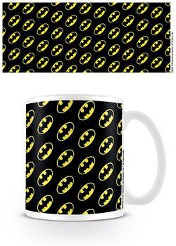 DC Originals - Batman Logo Pattern Muki