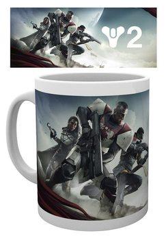 Destiny 2 - Key Art Muki
