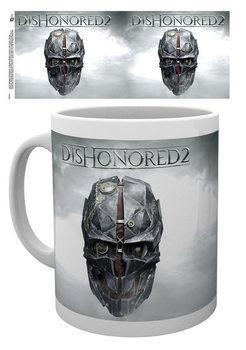 Dishonored 2 - Keyart Muki