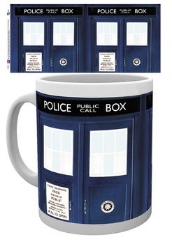 Muki Doctor Who - Tardis