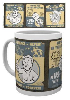Fallout - Vault posters Muki