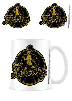 Freddie Mercury - Biker Muki