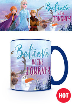 Frozen: huurteinen seikkailu 2 - Snowflakes Muki