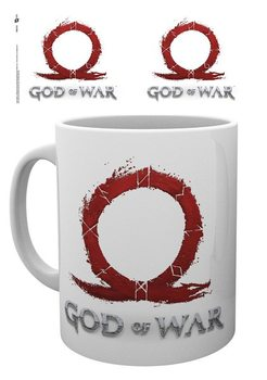 God Of War - Logo Muki