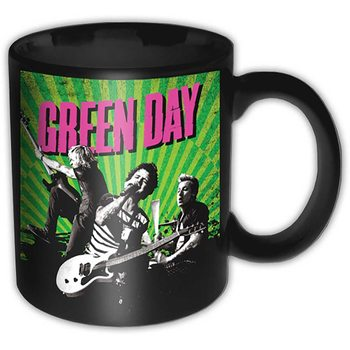 Green Day - Tour Muki