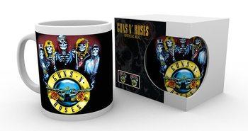 Guns N Roses - Skeleton Muki