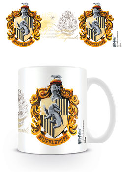 Harry Potter - Hufflepuff Crest Muki