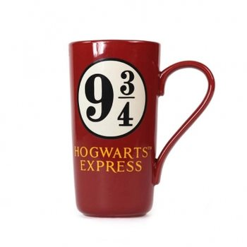 Harry Potter Platform 9 3/4 Muki