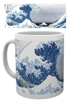 Hokusai - Great Wave Muki