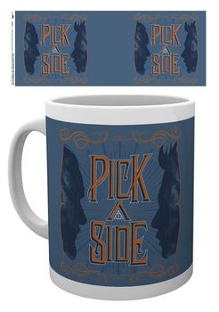 Ihmeotukset: Grindelwaldin rikokset - Pick A Side Muki