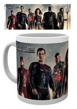 Justice League - Characters Muki