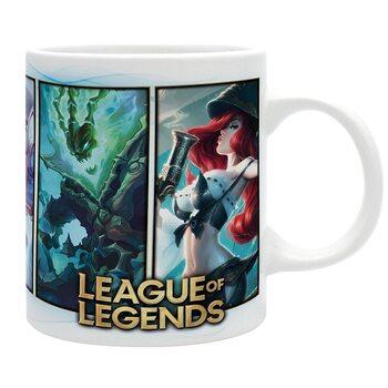 Muki League of Legends - Champions