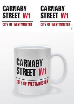 Lontoo - Carnaby Street Muki