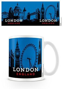 Lontoo - England Muki