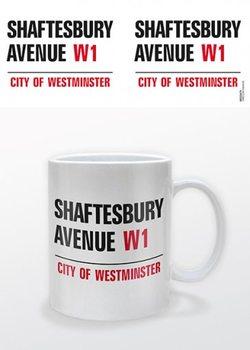Lontoo - Shaftesbury Avenue Muki