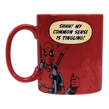 Muki Marvel - Deadpool