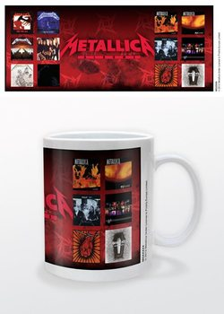 Metallica - Albums Muki