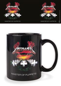 Metallica - Master of Puppets Muki