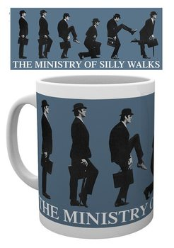 Monty Python - Silly Walks (Bravado) Muki