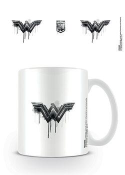 Oikeuden puolustajat - Wonder Woman Logo Drip Muki