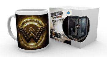 Oikeuden puolustajat - Wonder Woman Logo Muki