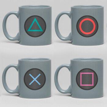 Muki Playstation - Buttons