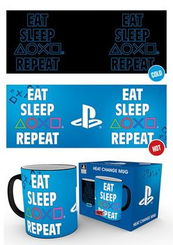 Playstation - Eat Sleep Repeat Muki