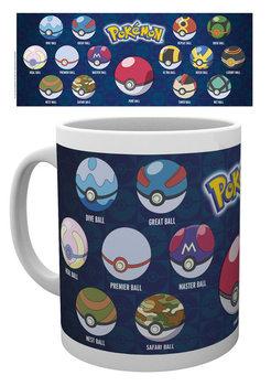 Pokémon - Ball Varieties Muki