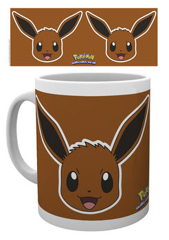 Pokemon - Eevee Face Muki