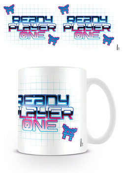 Ready Player One - RP1 LOGO Muki