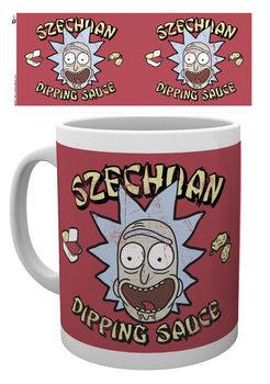 Rick And Morty - Szechuan Dipping Sauce Muki