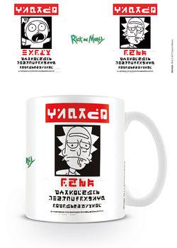 Rick and Morty - Wanted Muki