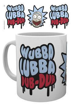 Rick and Morty - Wubba Lubba Dub Dub Muki
