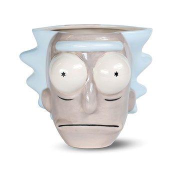 Rick & Morty - Rick Head Muki