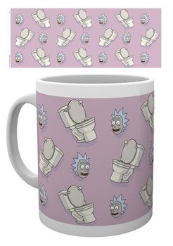 Rick & Morty - Toilet Muki