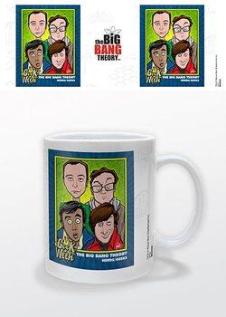 Rillit huurussa (The Big Bang Theory) - Geek a Week Muki