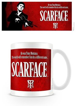 Scarface: Arpinaama - Splatter Muki